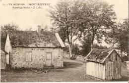 Mont Beuvray. Hermitage Bulliot - Frankrijk