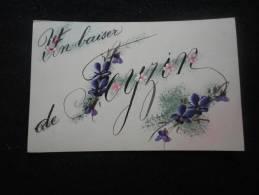 Feyzin : Titre Pour Début D' Album. - France
