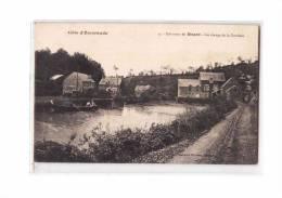 35 DINARD (environs) Etangs De La Crochais, Animée, Ed Artaud 34, Cote D'Emeraude, 1916 - Dinard