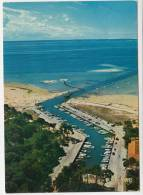 33 - Andernos - Le Port De Plaisance - Editeur: Berjaud N° 2040 (vue Aérienne) - Andernos-les-Bains