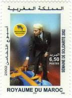 Morocco / Solidarity - Morocco (1956-...)
