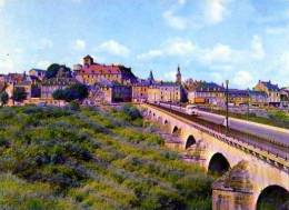 58 DECIZE Pont De La Vieille Loire Vue Generale. - Decize