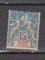 GRANDE COMORE       N° YVERT    6     *  NEUF AVEC CHARNIERES - Grandi Comore (1897-1912)