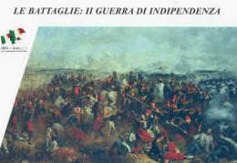 [DC1409] CARTOLINEA - LE BATTAGLIE: II GUERRA DI INDIPENDENZA - VITTORIO EMANUELE E GLI ZUAVI A PALESTRO (9) - Storia
