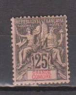 GRANDE COMORE       N° YVERT    8     *  NEUF AVEC CHARNIERES - Grandi Comore (1897-1912)