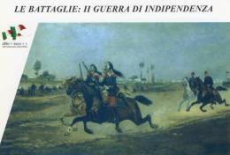 [DC1410] CARTOLINEA - LE BATTAGLIE: II GUERRA DI INDIPENDENZA - EPISODIO DELLA BATTAGLIA DI SOLFERINO - 24/06/1859 (10) - Storia