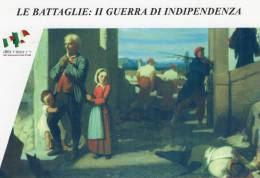 [DC1411] CARTOLINEA - LE BATTAGLIE: II GUERRA DI INDIPENDENZA - SOLFERINO DOPO LA BATTAGLIA - 24/06/1859 (11) - Storia