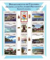 Colombia / Departments Of Colombia / Archipelags - Colombia