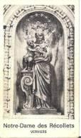 NOTRE-DAME DES RECOLLETS - VERVIERS - Mm. 69X118 -M - PR - Religione & Esoterismo