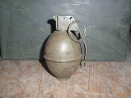 Grenade U.S RFX55 MODELE LEMON - Sammlerwaffen