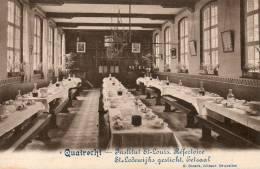 Quatrecht , St Lodewijksgesticht - Wetteren