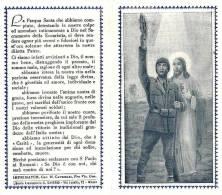 COMUNIONE PASQUALE - SAN ZENO BRIANZA - PARROCCHIALE - ANNO: 1943 Mm. 70X122 - A - Religione & Esoterismo