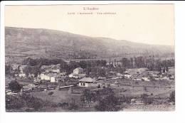 SABARAT  --  Vue Générale - Autres Communes