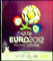 ALBUM VUOTO PANINI EURO 2012 - EUROPEI DI CALCIO - - Panini