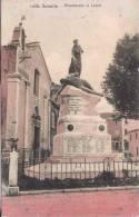Colle Sannita - Monumento Ai Caduti - Benevento