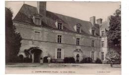 SAINTE-HERMINE/85/Le Vieux Château/Réf:1082 - Sainte Hermine
