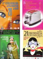 Lot Cartes Postales Festival International Du Film Francophone De Namur - Andere
