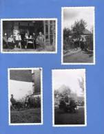 LOT DE 4 PHOTO STOCKEL LOT VAN 4 FOTO'S STOKKEL 1935 - Lieux
