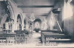 Crespières Intérieur D'Eglise (921) - Non Classificati