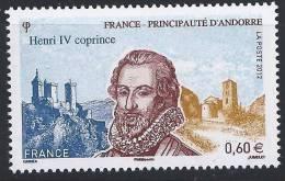 Année 2012 - Henri IV  - Neuf - Neufs