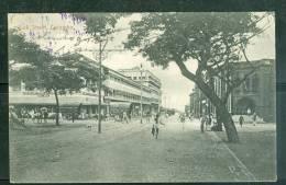 Pork Street , Colombo  , Cpa Voyagé En 1907 - Ax3307 - Sri Lanka (Ceylon)
