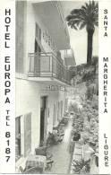 HOTEL EUROPA - SANTA MARGHERITA LIGURE - Hotels & Restaurants
