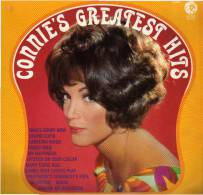 * LP *  CONNIE FRANCIS - CONNIE´S GREATEST HITS (Germany 1961) - Disco, Pop