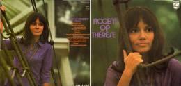 * LP *  THÉRÈRE STEINMETZ - ACCENT OP THÉRÈSE (Hollan 1972 Ex-!!!) - Vinyl Records