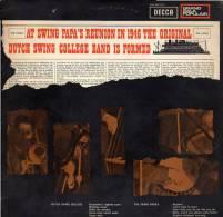 * LP *  DUTCH SWING COLLEGE BAND / SWING PAPA´S - REUNION (1946) - Jazz