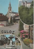 Culoz . * Ed J.Cellard N° 51888 (écrite Par Propriétaier De La Maison En Fleurs) - Other Municipalities