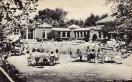 New York Saratoga Springs Swimming Pool At New York State Spa Artvue - Saratoga Springs