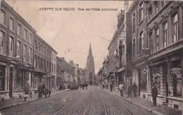 Jemeppe-sur-Meuse 13: Rue De L'Hôtel Communal 1924 - Seraing