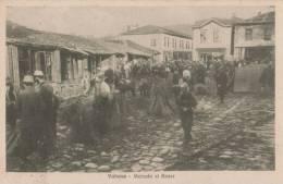 ALBANIE VALONA ( MERCATO AL BAZAR ) - Albanie