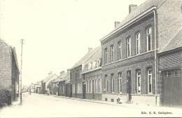 GULLEGHEM - Wevelgem - Straatzicht - Edit. R.R Gulleghem - Wevelgem