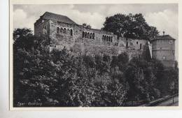 Eger, Kaiserburg Um 1930 - Schlösser