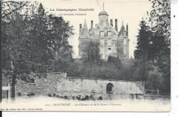 MONTMORT - Le Château Vu De La Route D'Epernay - Montmort Lucy