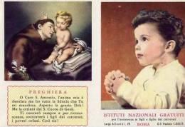Calendarietto - Istituto Nazionale Gratuiti Per L'assistenza Ai Figli E Figlie Dei Carcerati - Roma 1964 - Calendriers