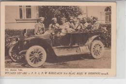 MILITÄR - 1.Weltkrieg - AUTOMOBIL POLEN - Ausrüstung