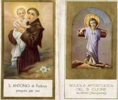 Calendarietto - Scuola Apostolica Del S.cuore - Albino - Bergamo 1941 - Calendriers