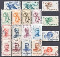 Madagascar  269+  *    (o) - Madagascar (1889-1960)