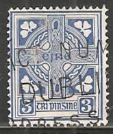 Irlanda 1922/40 Usato - 3 Pg - 1922-37 Stato Libero D'Irlanda