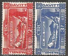 Irlanda 1946 Usato - Mi. 98/99 - 1937-1949 Éire