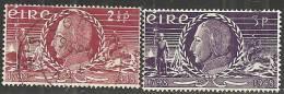Irlanda 1948 Usato - Mi. 100/101 - 1937-1949 Éire