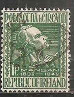 Irlanda 1949 Usato - Mi. 110 - 1949-... Repubblica D'Irlanda