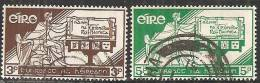 Irlanda 1958 Usato - Mi. 140/41 - 1949-... Repubblica D'Irlanda