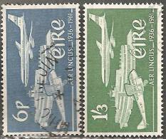 Irlanda 1961 Usato - Mi. 148/49 - 1949-... Repubblica D'Irlanda