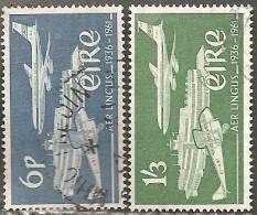 Irlanda 1961 Usato - Mi. 148/49 - Usati
