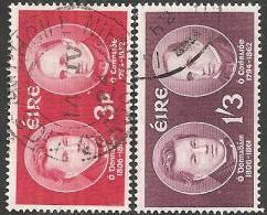 Irlanda 1962 Usato - Mi. 153/54 - 1949-... Repubblica D'Irlanda