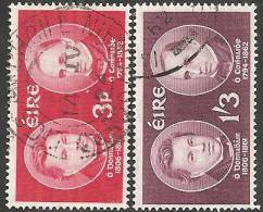 Irlanda 1962 Usato - Mi. 153/54 - Usati