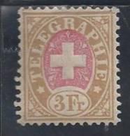 YT Suisse 1868-20- N° 6 - NEUF - Telegraphe.jpg - Non Classés